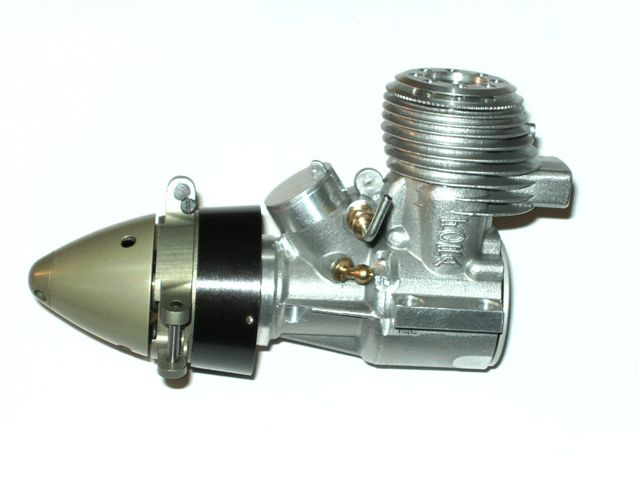 Fora F1C 2.5cc Glow-Geared Competition Engine