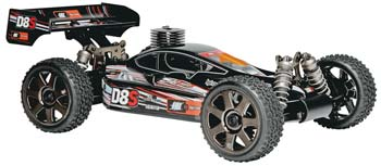 HPI D8S 1/8 4WD RTR Buggy
